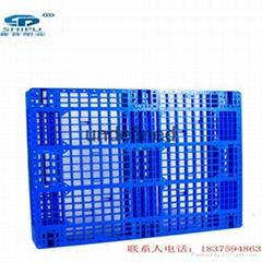 重庆高耐性防腐蚀塑料托盘
