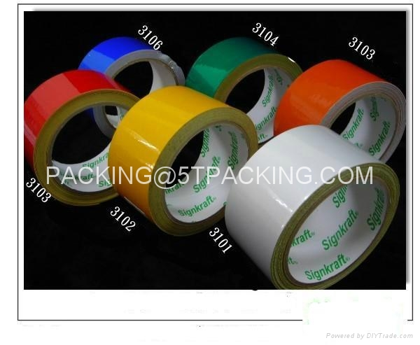 UV Resistant Printed Reflective Stickers Outdoor 2