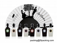 MONTAGE EVENTAIL Perfume bottle labels