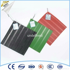 electrical insulation rubber mat sheet