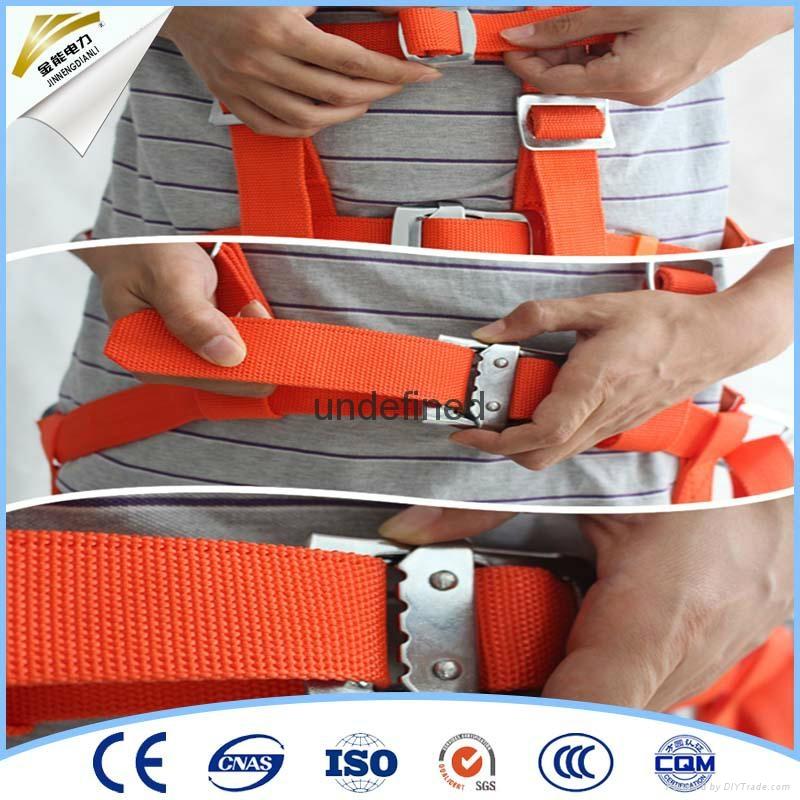 safety belt full body harness 2