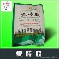 廣州現貨供應強力型灰色瓷磚膠泥
