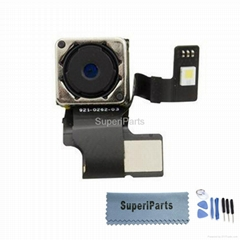 iPhone 5 5G Back Rear Camera With Flash Module Flex Cable Ribbon