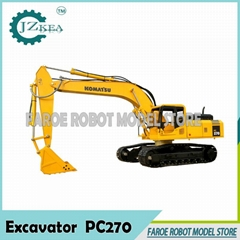 RC model RC excavator 1:12