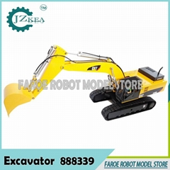 1:12 Rc hydraulic CAT Excavator 888339 vehicle toy (Hot Product - 1*)