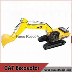 1:12 Rc hydraulic CAT Ex