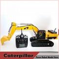 1:12 Rc hydraulic CAT Excavator 888339 vehicle toy
