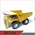 1:14 Scale CAT 797B Mine Haul Truck  heavy duty truck RC Hydraulic model