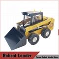1:12 Scale Remote Control RC hydraulic BOBCAT Loader model