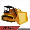 1:12 Scale hydraulic bulldozer model RTR version