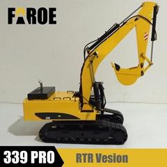 1:12 Rc hydraulic Excava