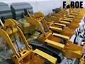 CE certified 1/12 RC Hydraulic Loader model FR636 KIT empty Version