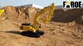 CE certified 1:12 RC model Hydraulic Excavator PC270 RTR Version