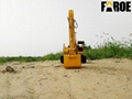 CE certified 1:12 RC model Hydraulic Excavator PC270 Empty Version
