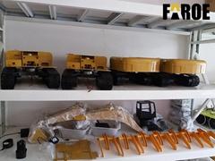 1/12RC hydraulic Excavat
