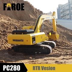 1:8 scale Hydraulic RC E