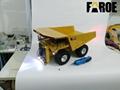 CE certified 1:16 RC Hydraulic heavy duty Mine Haul truck model  797B