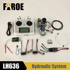 Radio System for RC Loader model