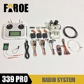 Radio System for RC Excavator model
