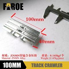 Track Metal Crawler 100m