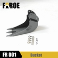 Small bucket for 1/12 excavator use