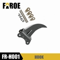 Loose soil hook for 1/12 excavator use
