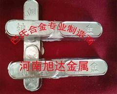 球磨機軸瓦專用巴氏合金