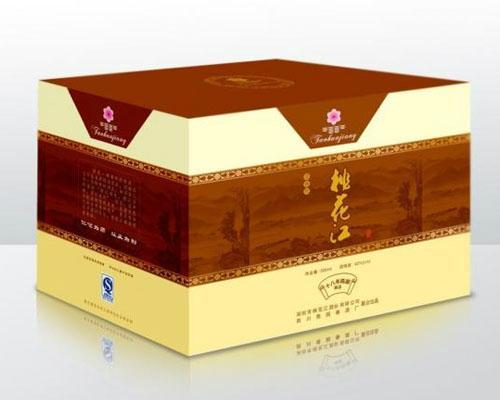 瀋陽彩印瓦楞紙箱 1