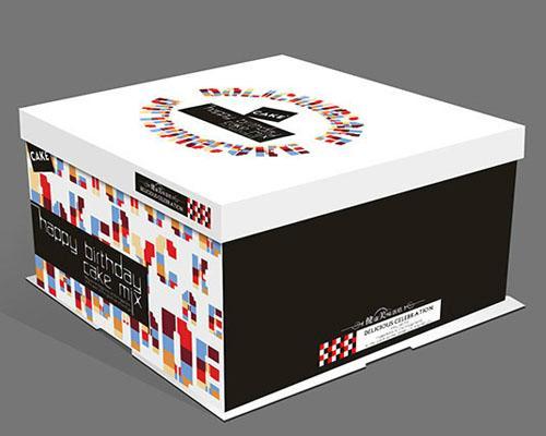 蛋糕包裝盒 1