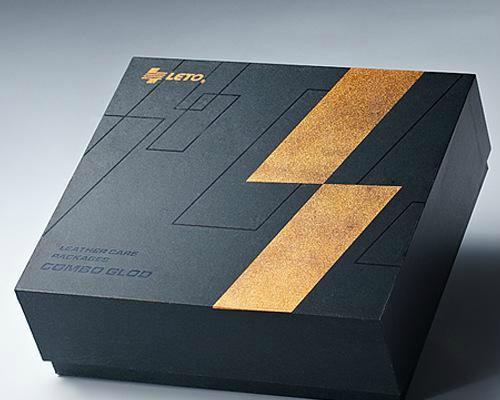 工业彩盒包装设计 4