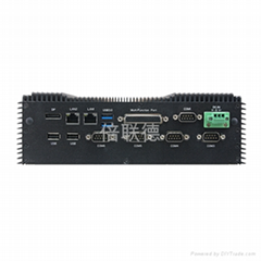 Marine Fanless Rugged Embedded System