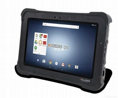 "10.1 ""strong solid Android handheld tablet PC"
