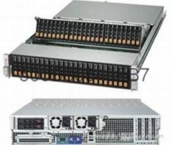 超微全闪存超级存储系统