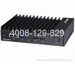 基於英特爾酷睿i7-7600U處理器的IoT網關嵌入式系統