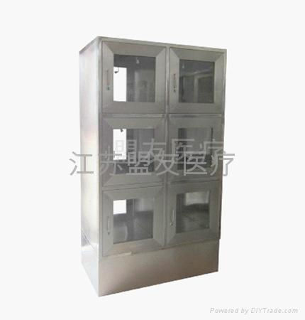 六单元双门互锁传递窗 2