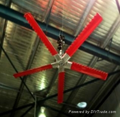 INDUSTRY CEILING FANS