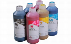 Eco-so  ent ink for leather printing
