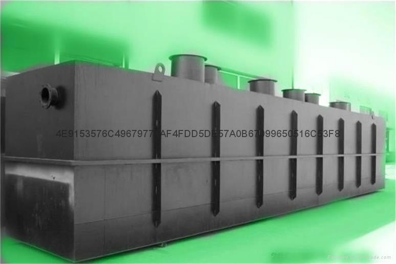云南汉林  地埋式一体化污水处理设备 2