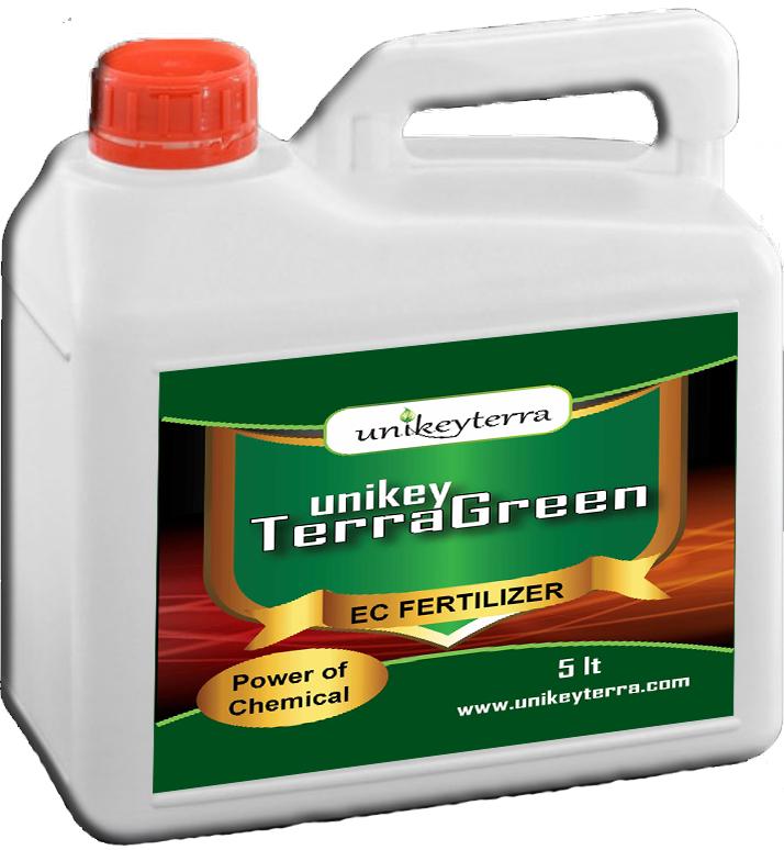 Unikey Terra Green 1 ...