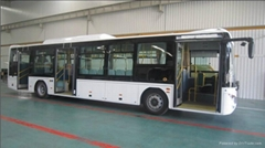 EEC 12 m electric city bus