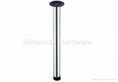 Furniture Hardware Height Adjustable Table Leg