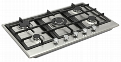 Aotin OEM AT905SA stainless steel worktop 860*500 gas stove gas cooker cooktop
