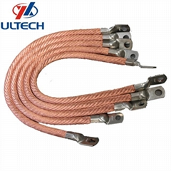 Copper Stranded wire Connectors With Ferrules LUGS