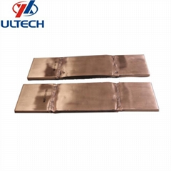 Flexible Copper Foil Laminated Connectors with Welded Ends or lugs