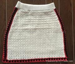 Fashion Women Knitting Skirt