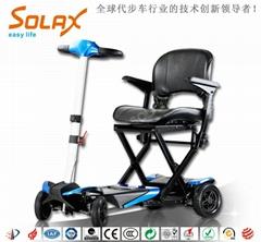 舒萊適電動折疊代步車S3021