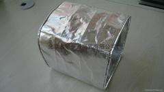 供應阻燃鋁箔軟管