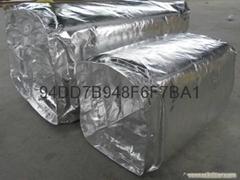 柔性玻纤铝箔软管