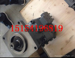 山西掘进机力士乐A11VO130液压柱塞泵价格
