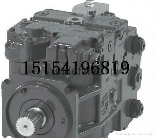丹佛斯90R55 90R100压路机液压泵 4